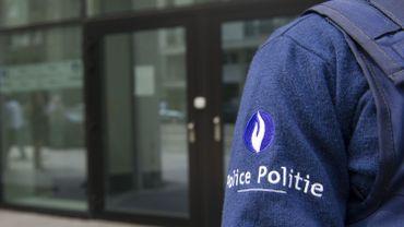 A la rencontre des Bruxellois sur le pont: un inspecteur de police