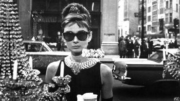 """""""Diamants sur canapé"""" avec Audrey Hepburn"""