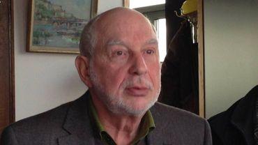 Le président du CPAS de Namur Philippe Defeyt