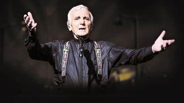 Feux d'artifice   Charles Aznavour