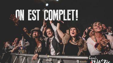Plus de 4600 amateurs de danse ont foulé le sol du PAM Expo de Court-St-Etienne