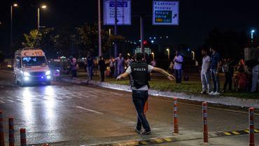 Le monde politique international condamne l'attaque de ce mardi soir contre l'aéroport d'Istanbul.