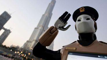 Des policiers robots, bientôt dans nos rues ?