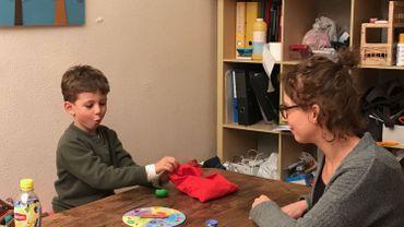 Ninon se bat tous les jours pour offrir une vie agréable à son fils Noah
