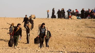 Conflit en Syrie: de plus en plus de Syriens regagnent leurs foyers