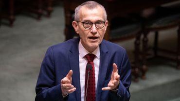 Le ministre fédéral de la Santé, Frank Vandenbroucke.