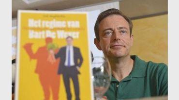 Bart De Wever présente son livre sur son régime