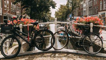 Delft, la ville pionnière de la mobilité durable.