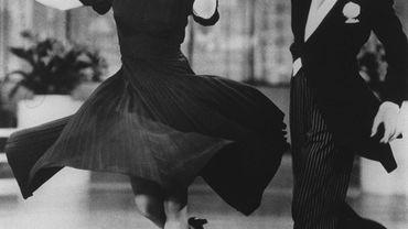 Ginger Roger et Fred Astaire
