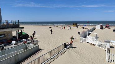 Ceux qui réservent un séjour à Blankenberge cet été peuvent également réserver un fauteuil de plage.