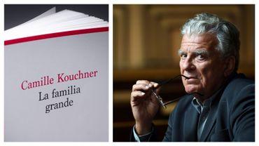 """La familia grande"", livre de Camille Kouchner, et le politologue Olivier Duhamel en 2016"