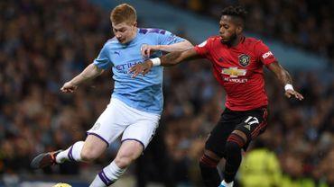 United qui rit, City qui pleure : De Bruyne & co coulent lors du derby mancunien