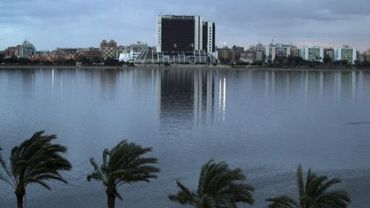 Le port de Benghazi, en Libye