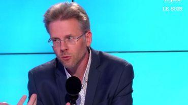 """Stéphane Hazé: """"Le PTB au parlement de Wallonie, c'est l'attente du grand soir"""""""
