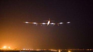 L'avion Solar Impulse 2 quitte la Birmanie pour la Chine