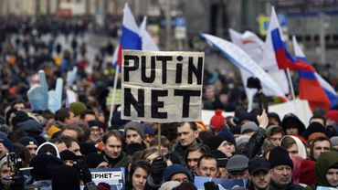 Russie: l'Etat prend le contrôle d'Internet à travers le pays
