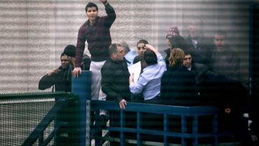 Les demandeurs d'asille se sont révoltés contre leur enfermement au centre 127bis
