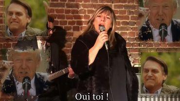 Véronique Waroux interpelle dans ses vœux nos leaders sur l'urgence climatique.