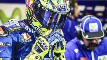 #JapaneseGP Valentino Rossi : « Sans adhérence, sous la pluie, nous n'avons aucune chance »