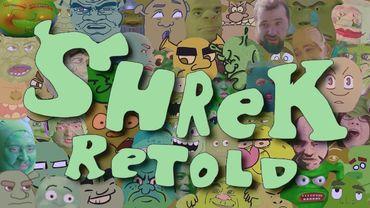 """Shrek Retold"" : un remake participatif des aventures de l'ogre"