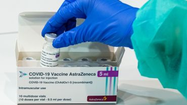 Coronavirus : revers pour AstraZeneca dans les essais d'un..