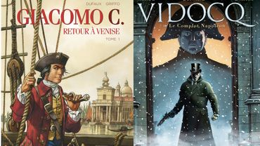 Giacomo C. & Vidocq
