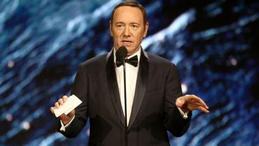 Kevin Spacey aux 2017 AMD British Academy Britannia Awards