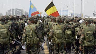 RD Congo: Kinshasa suspend sa coopération militaire avec la Belgique