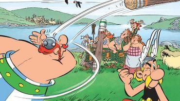 """""""Astérix chez les Pictes"""" de Jean-Yves Ferri et Didier Conrad prend la tête des ventes cette semaine"""
