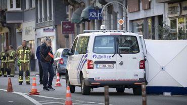 Le policier avait été abattu lors d'une intervention au centre ville spadois