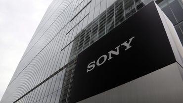 Le siège central de Sony à Tokyo