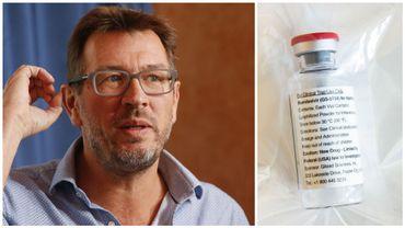 """Coronavirus: """"Il n'y a pas de scandale belge sur le remdésivir"""", affirme Jean-Christophe Goffard (Erasme)"""