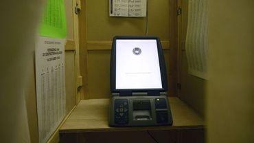Vote électronique: un écran tactile trop sensible?