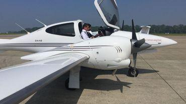 Une période à nouveau propice pour les futurs pilotes en formation à Charleroi