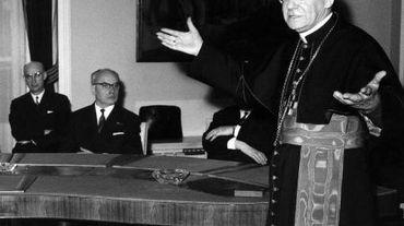 Le cardinal Joseph Cardijn