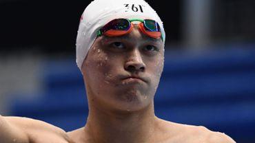 L'AMA en appel d'une décision de la FINA favorable au Chinois Sun Yang