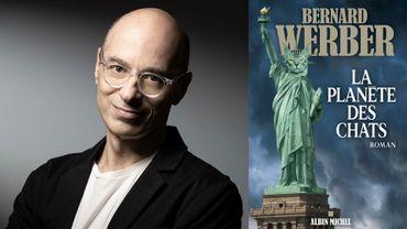 """Rencontre avec Bernard Werber qui présente son nouveau roman """"La Planète des chats"""""""