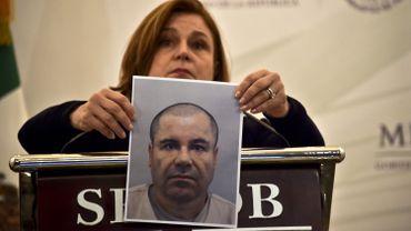 """Le 11 juillet dernier, """"El Chapo"""", considéré comme un des plus puissants narcotrafiquants au monde, était parvenu à s'échapper d'une prison de haute sécurité."""