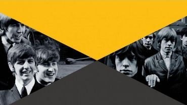 The Beatles - The Rolling Stones, it's not only rock'n roll sur la Trois