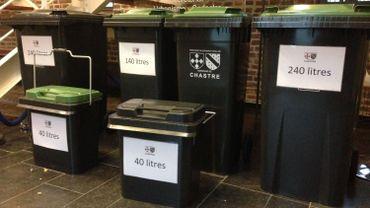 A Chastre, les poubelles à puce ont entraîné une diminution très importante du poids des déchets, d'autres communes espèrent faire aussi bien.