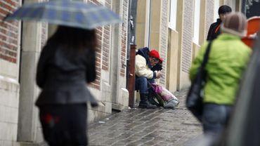 La vie en rue est déjà extrêmement perturbante pour le psychisme, explique Pierre Ryckmans médecin chez les Infirmiers de rue