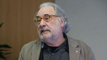 Eric Corijn, professeur de géographie sociale et culturelle à la VUB