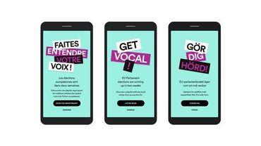 Spotify dévoile une playlist « engagée » pour inciter les Européens à aller voter aux élections européennes