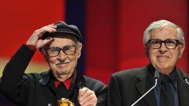 Mort à 88 ans du cinéaste italien Vittorio Taviani (médias)