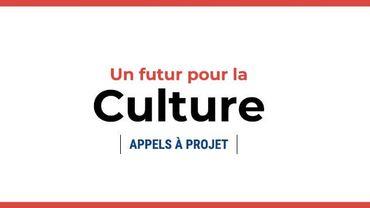 Deux appels à projets pour soutenir le monde culturel