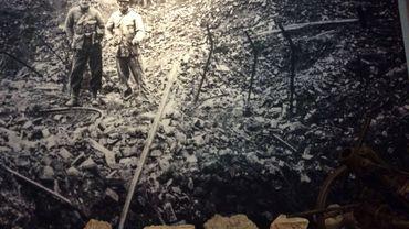 Au-delà de la Grande Guerre - Musée de l'Armée - vue de l'exposition