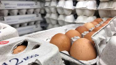 """La cargaison """"suspecte"""" était estampillée """"oeufs brouillés"""" et a été importée dans le pays par la société Nordic Egg, précise l'Administration vétérinaire et alimentaire danoise (DVFA). Celle-ci n'était par contre pas en mesure d'indiquer la provenance des oeufs."""