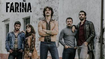 "En Espagne, la série ""Farinia"" raconte le développement du trafic de drogue en Galice dans les années 1970 - © Atresmedia Televisión"