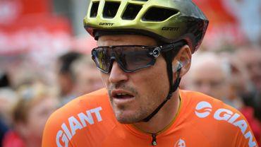 Van Avermaet remporte le Grand Prix de Montréal