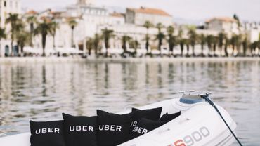 Uber lance UberBOAT pour connecter le littoral croate
